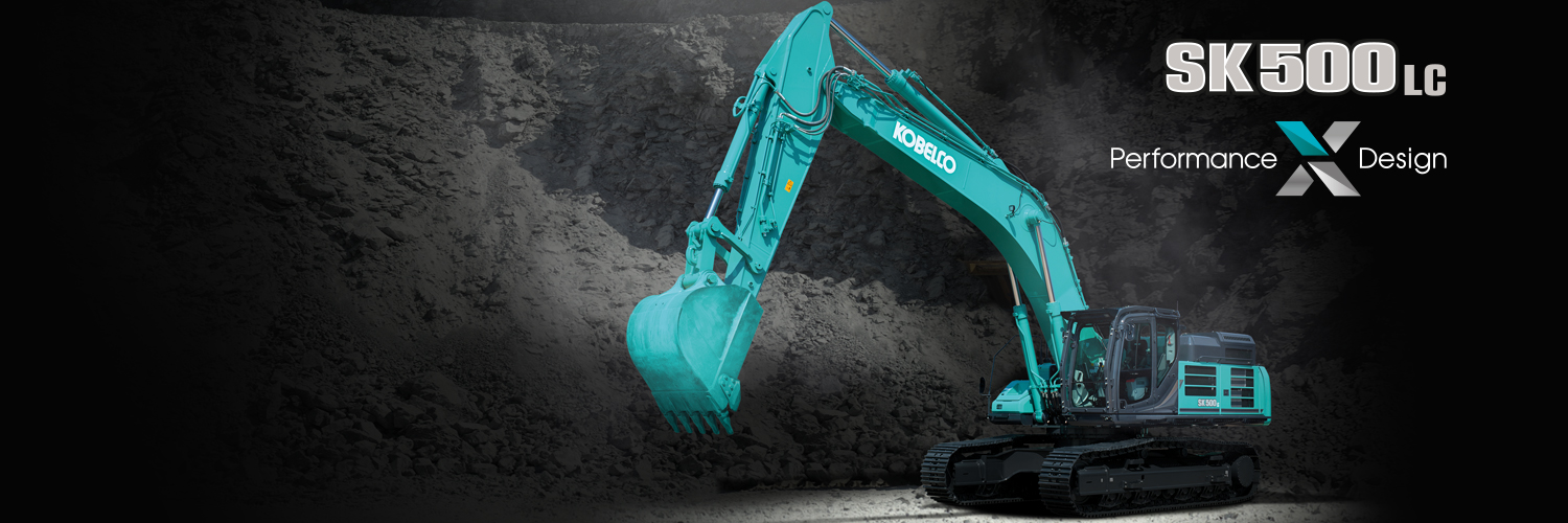 Welcome to the Kobelco Construction Machinery Europe B.V. (KCME) media site